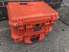 De protection Peli 1520 pelicase utilisé CASE HARDIGG de rangement en plastique EX Military mod