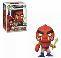 CLAWFUL - SDCC 2020 - MASTERS OF THE UNIVERSE LIMITED EDITION - FUNKO POP 1018