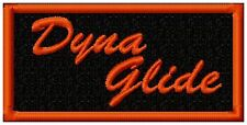 DYNA GLIDE  BIKER PATCH