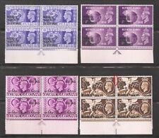Morocco Agencies 1948,KGVI Olympic Omnibus Issue,Blocks Sc 95-98,VF MNH**(Lot-1)