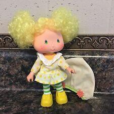 Vintage Strawberry Shortcake Dolls ~ LEMON MERINGUE ~ SSC Berry Sweet Treat ~