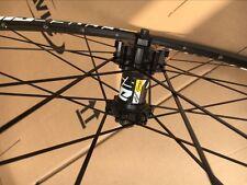 "New Mavic Crossride Disc CR MTB Mountain Bike 6-bolts 26"" F&R Wheels Wheelset"