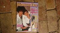 OLD AUSTRALIAN WOMENS DAY MAGAZINE, AUG 1993 ELIZABETH TAYLOR