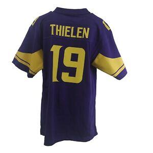 Minnesota Vikings Adam Thielen 19 Official NFL Nike Kids Youth Size Jersey New
