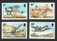Ascension Wideawake Airfield 4v MNH SG#318-321 SC#309-312