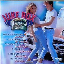Juke Box Classics - Sandie Shaw, The Beach Boys, The Hollies u.a. - CD