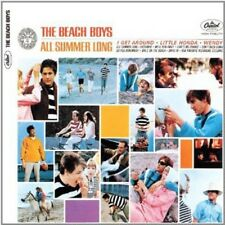 The Beach Boys - All Summer Long [New CD] Rmst, With Book, Digipack Packaging