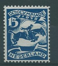 1928TG Nederland Olympiade Amsterdam  NR.218  postfris, mooi zegel!