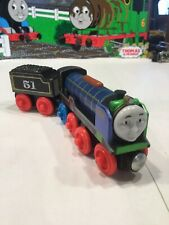 HIRO PATCHWORK Thomas The Train And Friends Wooden Railway Excellent Condition