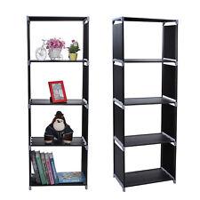 Bücherregal Standregal Aufbewahrung Büroregal Eckregal Lagerregal 147cm LSN14H