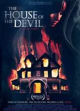 THE HOUSE OF THE DEVIL Movie POSTER 11x17 French Jocelin Donahue Tom Noonan Mary