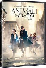 ANIMALI FANTASTICI E DOVE TROVARLI (1 DVD) - ITALIANO, NUOVO, ORIGINALE
