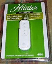 Hunter Universal Multi-Function Fan Control Remote - Model 99372 New in Package