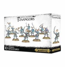 Tzeentch arcanites Tzaangors Games Workshop GW Warhammer Age of Sigmar Chaos
