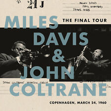 Miles Davis & John Coltrane - The Final Tour - New Vinyl LP