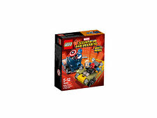 Lego Super Heroes 76065 Mighty Micros Captain America Vs. Red S