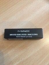 Authentic Mac Amplified Creme Lipstick - Craving - 3g NEW!