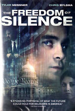 NEW Sealed Christian End Times WS DVD! The Freedom of Silence (Tyler Messner)