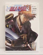 """Bleach 01 """"The Substitute"""" -  Shonen Jump  DVD BRAND NEW"""
