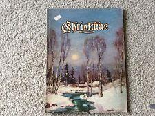 CHRISTMAS 1946 CHRISTMAS LITERATURE AND ART (LEE MERO ILLUSTRATIONS)