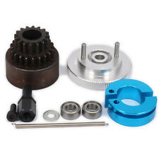 16T-21T Tooth 1/10 car Two Speed Clutch Set Bell Shoes Springs Flywheel Bearing