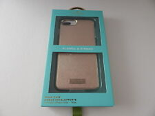 Kate Spade Wrap Case For iPhone 8 Plus iPhone 7/6/6s Plus Saffiano Rose Gold New