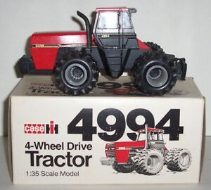 ERTL CASE IH 4994 4WD TRACTOR - 1/35 SCALE