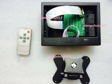 Plastic case DIY + 2AV HDMI VGA Controller board kit for AT070TN92 screen 7 inch