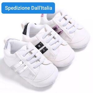 scarpe tipo sneakers Adidas per bambini neonato bimbo bimba scarpa ginnastica