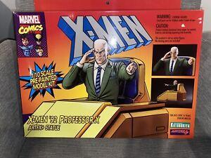 ARTFX+ MARVEL UNIVERSE X-MEN '92 PROFESSOR X 1/10 SCALE PRE-PAINTED MODEL KIT