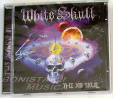 WHITE SKULL - THE XIII SKULL - CD Sigillato