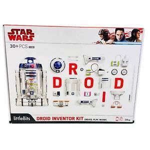 R2-D2 Droid Littlebits Star Wars Inventor Kit Kids Coding Building Droids R2D2