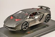 LAMBORGHINI SESTO ELEMENTO - 1/24 scale model by Burago