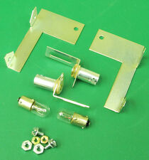 Complete VU Meter Lampholder Kit For All UA, UREI Black Face LA-3A Versions. U6