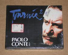 PAOLO CONTE - TOURNEE' 2 - DOPPIA MUSICASSETTA MC SIGILLATA (SEALED)