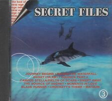 Secret Files Journey Begins CD New Sealed
