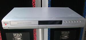 Tevion MD81733 HDD DVD-Player/Recorder CD-Player defekt für Bastler