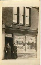 RP SHOPFRONT - WALTHAMSTOW Higham Hill Road,Eleanor & Mary Farrant at their shop