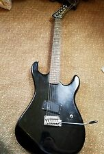1980s Kramer Aero Star ZX10 Electric Guitar w/ Neptune NJ USA neck plate