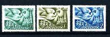 Slowakei 1941-45  Nr.102-04** Europ.Postkongress kpl.Satz (S-523)