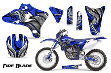 YAMAHA YZ250F YZ450F 03-05, WR250 WR450 05-06 GRAPHICS KIT DECALS FBBL