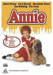 Annie (DVD, 2003)