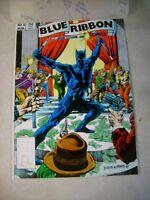 BLUE RIBBON #6 cover art..ORIGINAL COLOR GUIDE, BUCKLER, NEBRES!!