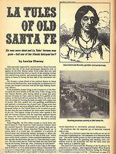 La Tules, Gambling Queen Of Santa Fe, NM+Archuteta,Armijo,Baca,Chavez,,Degrazi