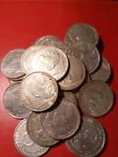 Lot 20 pièces 2 Reichs Mark Deutsches Reich argent