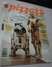 Pizzazz (1977) #1 Marvel Magazine Star Wars C-3PO & R2-D2 Cover KISS Comics NM+