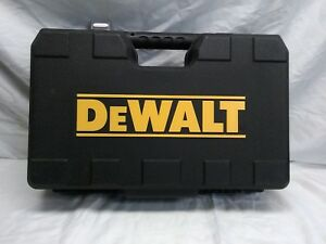 Dewalt  660141-00 Hard Plastic Carring Case for DW987K-2 Case only