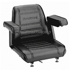 FORKLIFT SEAT ASSEMBLY WITH ARM REST PARTS 848