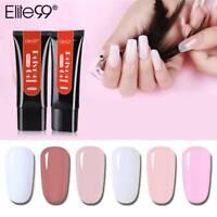 Elite99 Soak Off 6 Colors UV Poly Gel Extension Builder Manicure Nail Art 30ML