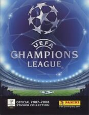 AC MILAN - STICKERS IMAGE PANINI - CHAMPIONS LEAGUE 2007 2008 - a choisir